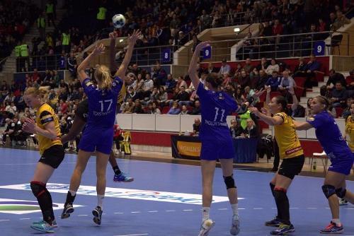 ГК «Ростов-Дон» сыграет с«Бухарестом» ввоскресенье