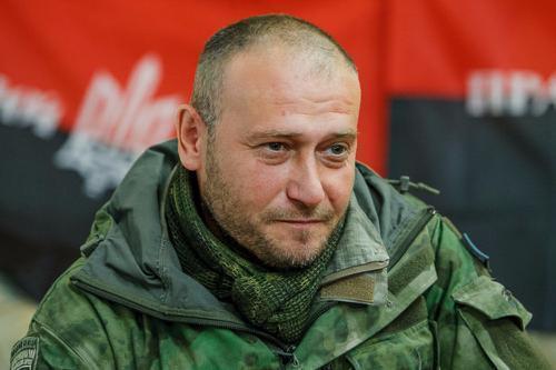 Дмитрий Ярош: Украинские танки пройдут поулицам Воронежа