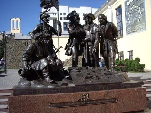Кто управлял Ростовом: были торговцы – стали военные