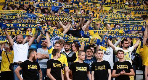 Билеты на матч ФК «Ростов» - «Атлетико» будут стоить до 10 тысяч рублей