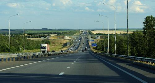Подъезды ктрассе М4 «Дон» реконструируют за60 млн руб.