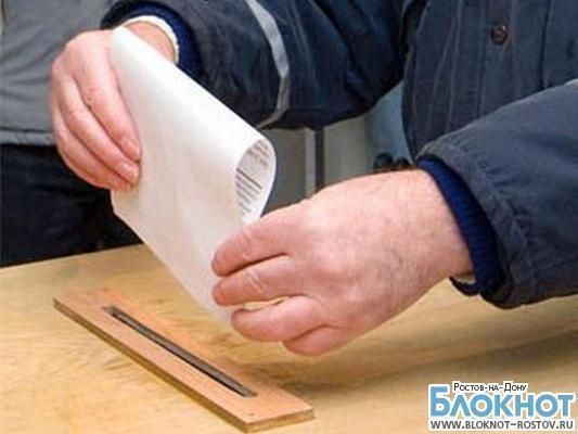 Досрочные выборы депутатов в Ростовской области пройдут в апреле