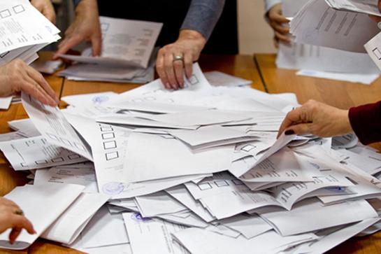 Опубликованы предварительные итоги выборов в Ростовской области