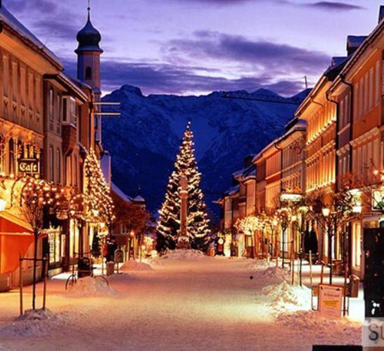 ТОП-3 бюджетных вариантов путешествий на Новый год и Рождество