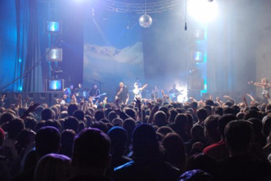 Малолетний рэпер сорвал концерт Басты в Ростове
