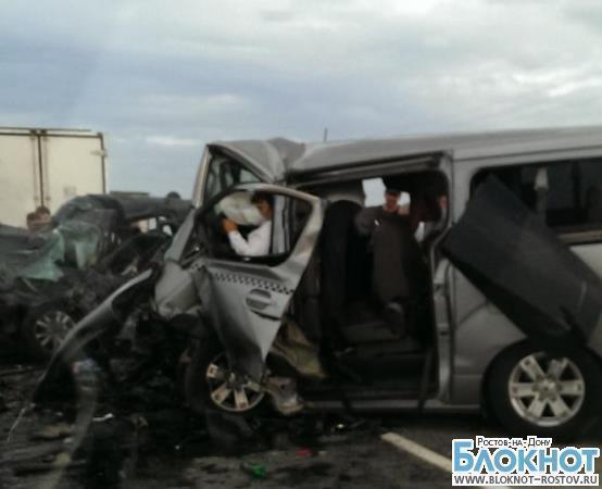 Пострадавший в смертельном ДТП с маршруткой в Мартыновском районе рассказал о случившемся