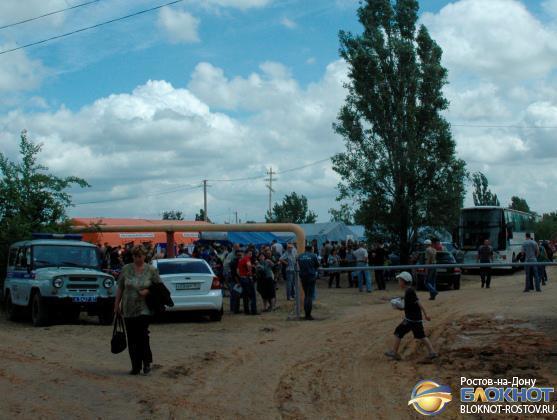 Режим ЧС введен на всей территории Ростовской области из-за роста числа украинских беженцев