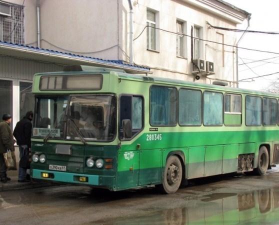 В Ростове из-за эстафеты Олимпийского огня задержат выезд междугородних автобусов