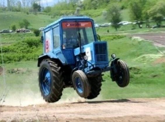 Дончанин съездил завыпивкой наугнанном тракторе ипопал под стражу