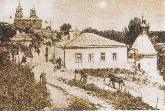 Свято-Иверский  монастырь: от сельхозартели до женской обители