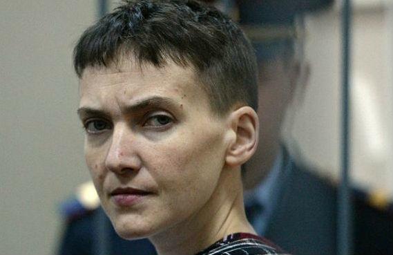 Донецкий суд признал Надежду Савченко виновной