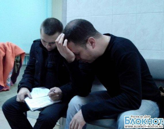 Ростовский блогер Сергей Резник запомнил лица нападавших