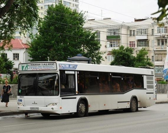 Ростовчане возмущены отменой маршруток на Большой Садовой