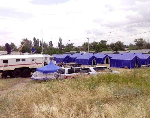 Перемирие на Украине не способствовало сокращению потока беженцев в Ростовскую область