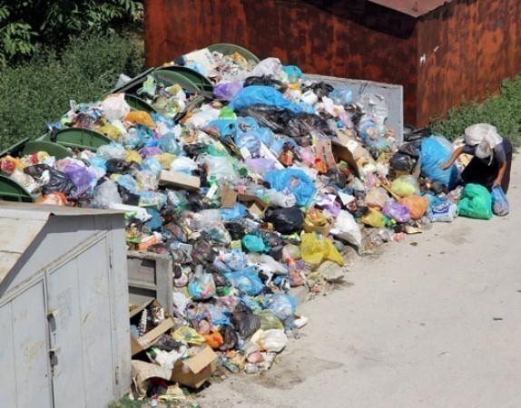 В Ростове  жителей  частного сектора обяжут установить возле дворов контейнеры для мусора