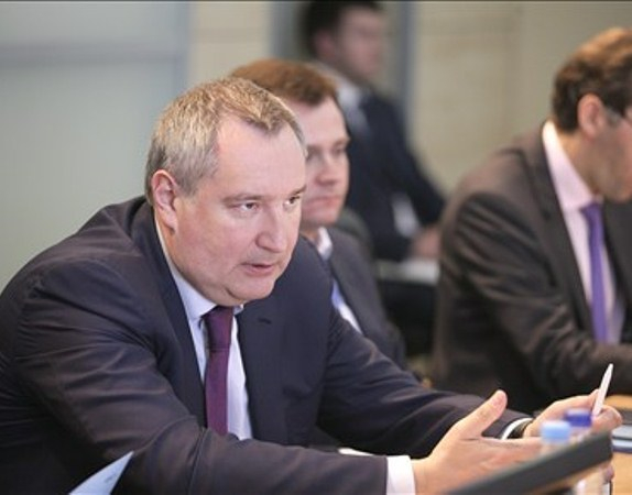 Ростовскую область посетил вице-премьер Дмитрий Рогозин