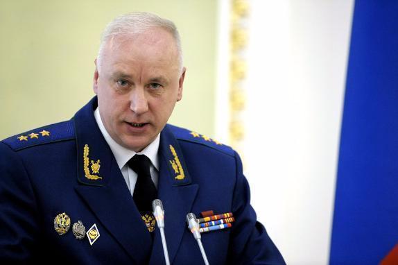 Глава Следственного комитета России Бастрыкин прибыл в Ростов