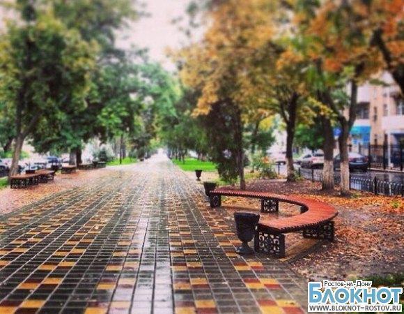 В Ростовской области дожди прекратятся к воскресенью