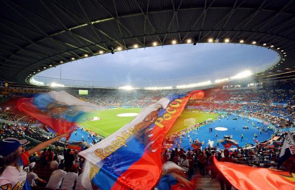 Первая игра ЧМ 2018 по футболу пройдет в Ростове