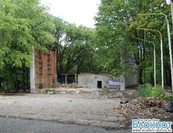 Реконструкция и благоустройство парков Ростова к ЧМ-18 обойдется казне в 290 млн рублей