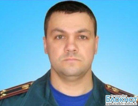 Новочеркасского спасателя спецборт доставил из Испании в Россию