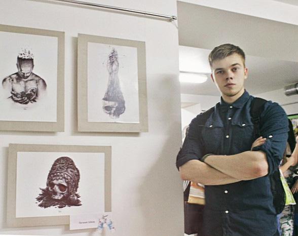 В Ростове-на-Дону состоится первая выставка художника Евгения Зубкова «Russia 2077»