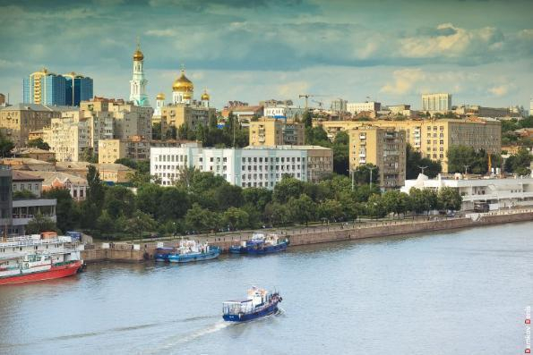 Песня «Ростов— город, Ростов -Дон» стала официальным гимном Ростова
