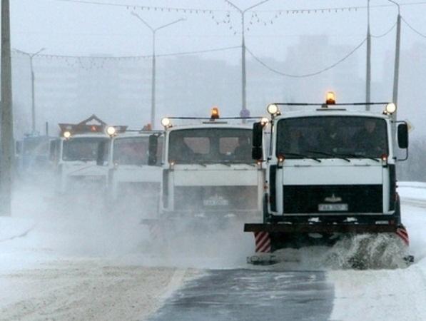 Власти Ростова-на-Дону к зимнему сезону закупят новую снегоуборочную технику