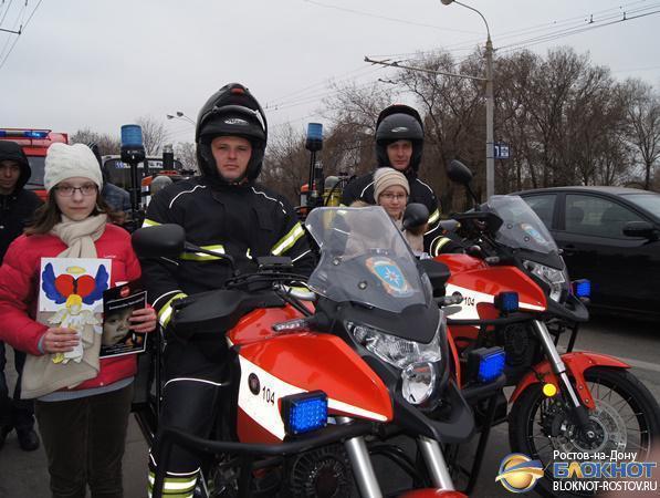 В Ростове прошел автопробег, посвященный памяти жертв ДТП
