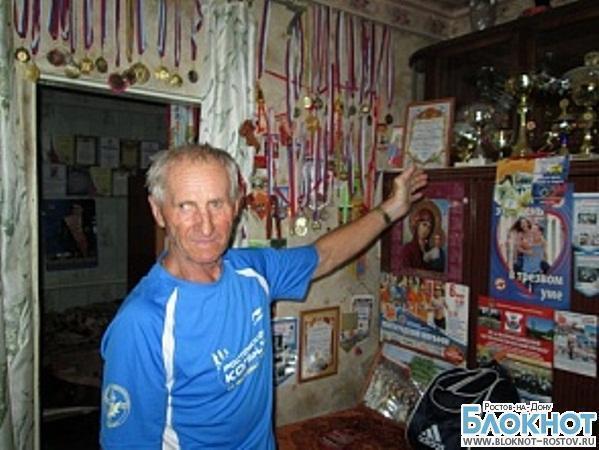 75-летний шахтинец выиграл 70-километровый марафон в Ростовской области