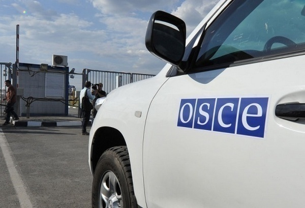 Наблюдатели ОБСЕ заявили о стрельбе по территории Украины со стороны Ростовской области