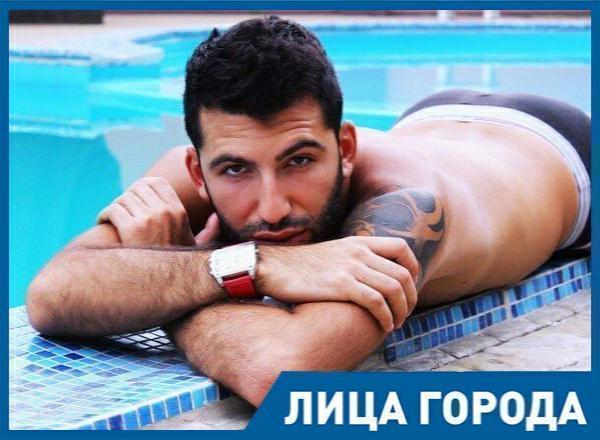 Ростовский стилист Араик Крист не любит шоппинг в России и может «спустить» на одежду 15 тысяч евро за две недели