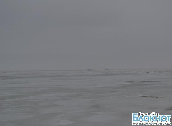 В Таганрогском заливе утонули два нетрезвых рыбака