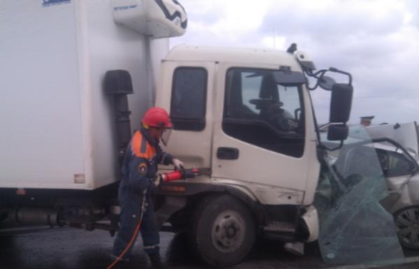 Сообщение изТацинского района: вДТП умер человек, еще двое пострадали