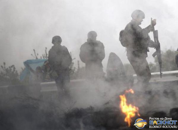 Еще двое тяжелораненых украинских военных доставлены в больницу Ростовской области