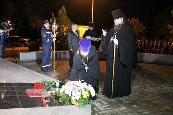В Волгодонске вспоминают жертв теракта, который произошел ровно 15 лет назад