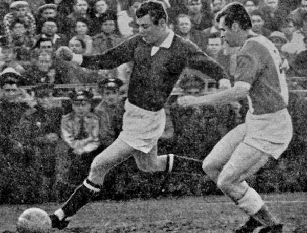 На 77-м году скончался легендарный футболист СКА Геннадий Матвеев