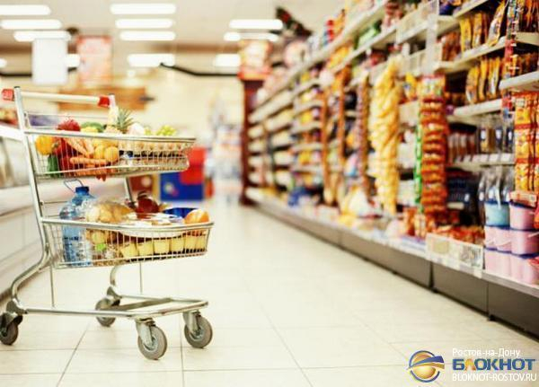 Поставщики начали поднимать цены на продукты после введения эмбарго на зарубежные товары