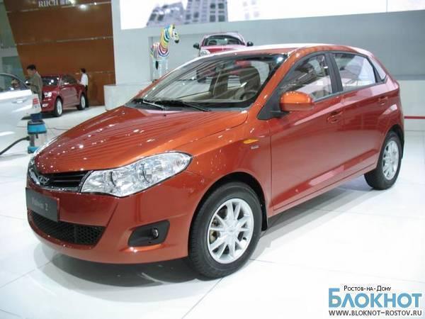 ТагАЗ возобновляет сборку автомобилей Chery в июне