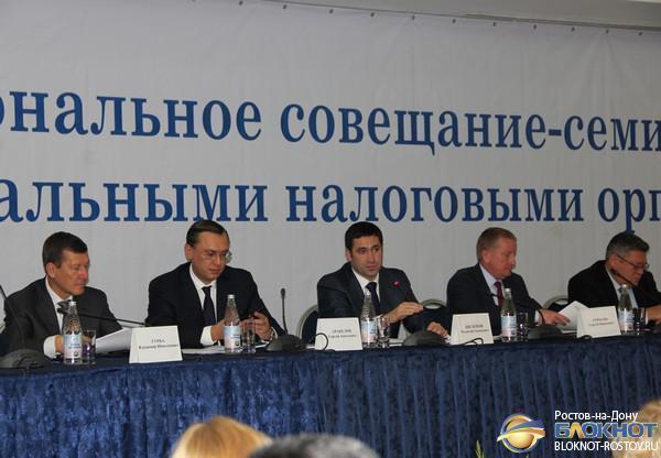 В Ростовской области количество налоговых проверок снизилось в 11 раз
