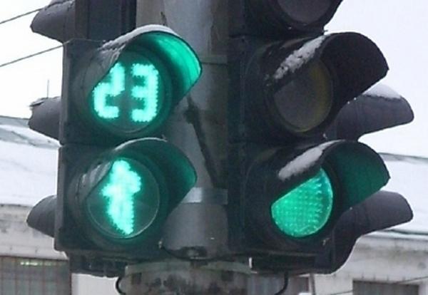 В Ростове на трех перекрестках и пешеходном переходе установят новые светофоры