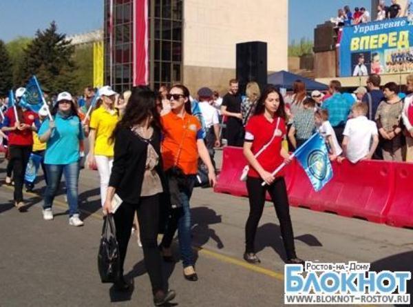 В центре Ростова во время первомайских праздников изменится схема движения