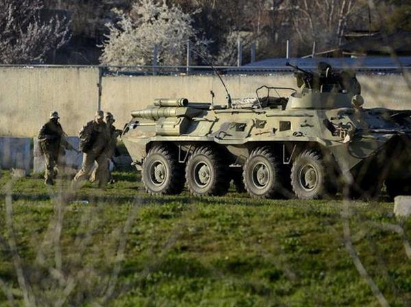 Спецслужбы США заявили о возможном вторжении войск РФ в Украину с территории Ростовской области
