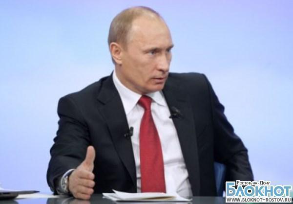 В Ростове Путин посетит вертолетный завод