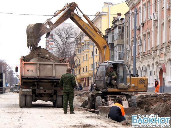 В Ростове на реконструкцию Горького потратят более 600 млн