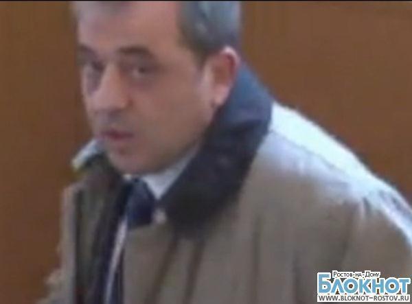 В Ростове нашли экс-чиновника Минздрава, сбежавшего из зала суда