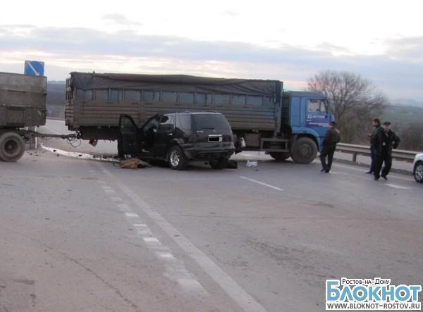 Установлен виновник ДТП с участием «Камаза» и «Мерседеса» на трассе Ростов-Таганрог