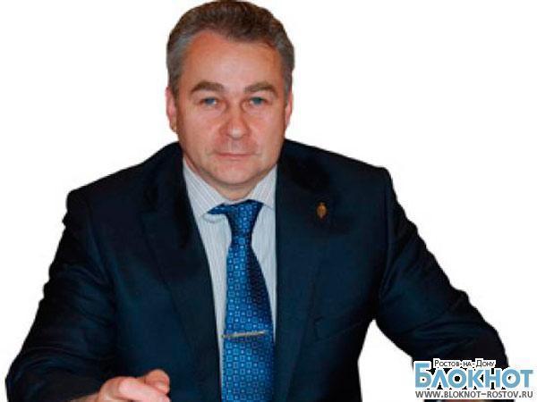 Новый начальник донской полиции Андрей Ларионов завел собственный  блог