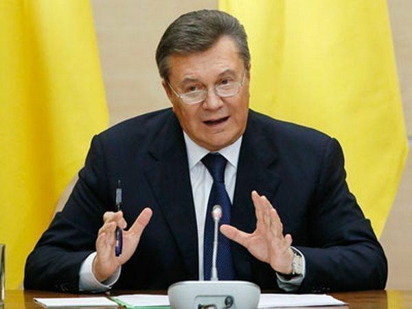 Генпрокуратура Украины расценила выступление Януковича в Ростове как провокацию
