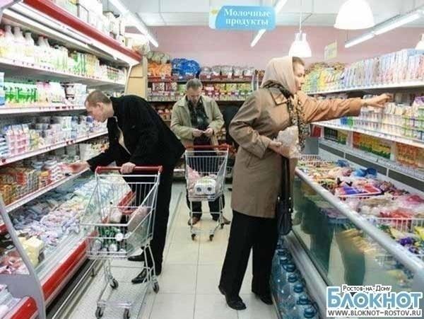 В магазинах Ростова найдены опасные продукты, а заведения общепита имеют низкий уровень обслуживания